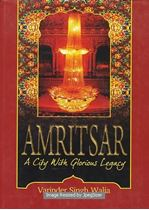 Picture of Amritsar: A City With Glorious Legacy