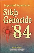 Picture of Impartial Reports On Sikh Genocide '84
