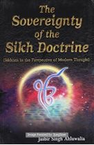 Picture of The Sovereignty of The Sikh Doctrine