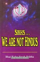 Picture of Sikhs....We are not Hindus