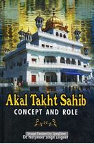 Picture of Akal Takht Sahib: Concept and Role