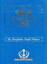 Picture of The Sikh Reference Book