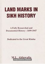 Picture of The Land Marks In Sikh History