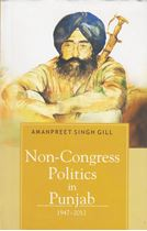Picture of Non Congress Politics in Punjab
