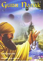 Picture of Guru Nanak (The First Sikh Guru) (Vol. 3)