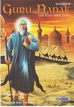 Picture of Guru Nanak (The First Sikh Guru) (Vol. 4)