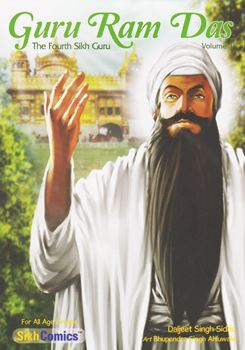 Picture of Guru Ram Das (The Fourth Sikh Guru) (Vol. 1)