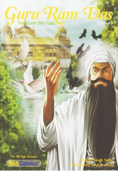 Picture of Guru Ram Das (The Fourth Sikh Guru) (Vol. 2)