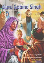 Picture of Guru Gobind Singh (The Tenth Sikh Guru) (Vol. 1)