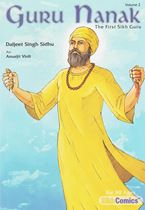 Picture of Guru Nanak (The First Sikh Guru) (Vol. 2)