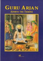 Picture of Guru Arjan : Adorns The Throne