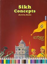 Picture of Sikh Concepts (Activity Book)