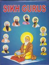 Picture of Sikh Gurus