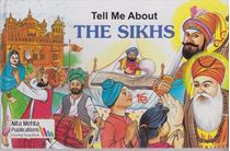 Picture of Tell Me About The Sikhs