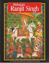 Picture of Maharaja Ranjit Singh