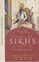 Picture of A History of the Sikhs (Vol. 2)