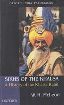 Picture of Sikhs of the Khalsa : A History of the Khalsa Rahit