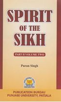 Picture of Spirit of The Sikh (Part II Volume Two)
