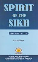 Picture of Spirit of The Sikh (Part II Volume One)