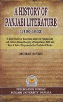 Picture of A History of Panjabi Literature (1100-1932)