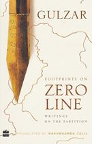 Picture of Footprints on Zero Line : Writings on The Partition