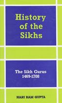 Picture of History of The Sikhs - Vol. 1 (The Sikh Gurus 1469-1708)