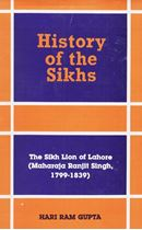 Picture of History of The Sikhs - Vol. 5  (The Sikh Lion of Lahore -Maharaja Ranjit Singh 1799-1839)