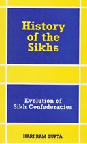 Picture of History of The Sikhs - Vol.  2 (Evolution of Sikh Confederacies - 1707-69)