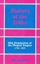 Picture of History of The Sikhs - Vol. 3 (Sikh Domination of The Mughal Empire - 1764-1803)