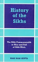 Picture of History of The Sikhs – Vol. 4 (The Sikh Commonwealth or Rise and Fall of Sikh Misls)