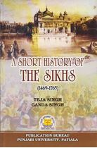 Picture of A Short History of The Sikhs (1469-1765)