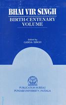 Picture of Bhai Vir Singh (Birth-Centenary Volume)
