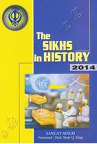 Picture of The Sikhs in History 2014