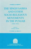 Picture of The Singh Sabha And Other Socio-Religious Movements In The Punjab (1850-1925)