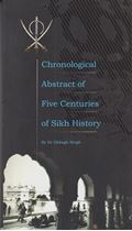 Picture of Chronological Abstract of Five Centuries of Sikh History