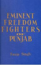 Picture of Eminent Freedom Fighters of Punjab