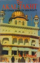 Picture of The Akal Takht and Other Seats of Sikh Polity