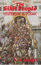Picture of The Sikh People : Yesterday & Today