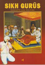 Picture of Sikh Gurus : Concept and Culture