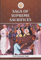 Picture of Saga of Supreme Sacrifices