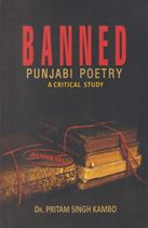 Picture of Banned Punjabi Poetry : A Critical Study