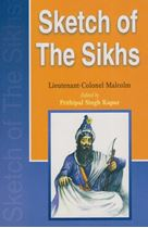 Picture of Sketch of The Sikhs