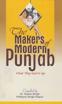 Picture of The Makers of Modern Punjab : What They Had to Say