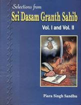 Picture of Selections From : Sri Guru Granth Sahib (Set Of 2. Vol's)