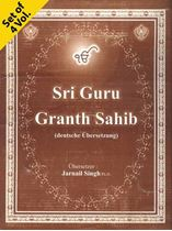 Picture of Sri Guru Granth Sahib : Deutsche Ubersetzung (4 Vol.)