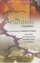 Picture of The Partition Omnibus