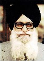 Picture for publisher Kulwant Singh Randhawa, Ex Secretary SGPC