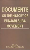 Picture of Documents On The History Of Punjabi Suba Movement