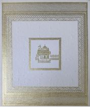Picture of The Golden Temple Of Amritsar Reflections Of The Past (1808-1959)