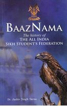 Picture of Baznama: The History Of The All India Sikh Student's Federation